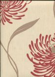 Flourish Wallpaper M0466 By Options